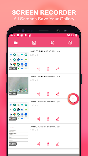 Screen Video Recorder  &  Screenshot 1.7 screenshots 13