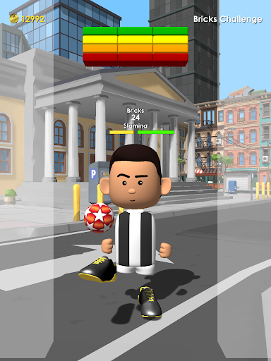 The Real Juggle - Pro Freestyle Soccer 1.3.7 screenshots 15