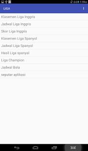 Jadwal liga inggris spanyol android apps on google play jadwal liga inggris spanyol screenshot thumbnail jadwal liga inggris spanyol screenshot thumbnail stopboris Images
