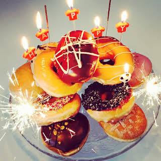 Easiest Ever Birthday Cake.
