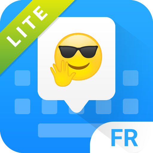 Lite French keyboard for Facemoji