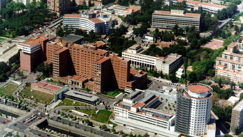 Hospital Vall d\'Hebron de Barcelona. /Archivo (Europa Press)