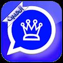 وتس عمر الجديد ضد الحظر الازرق المطور icon