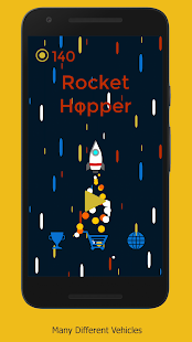 Rocket Hopper- screenshot thumbnail