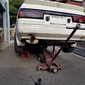スプリンタートレノ  AE86 SPRINTER TRUENO GT-APEXのカスタム事例画像 ミニハチさんの2021年04月29日12:33の投稿
