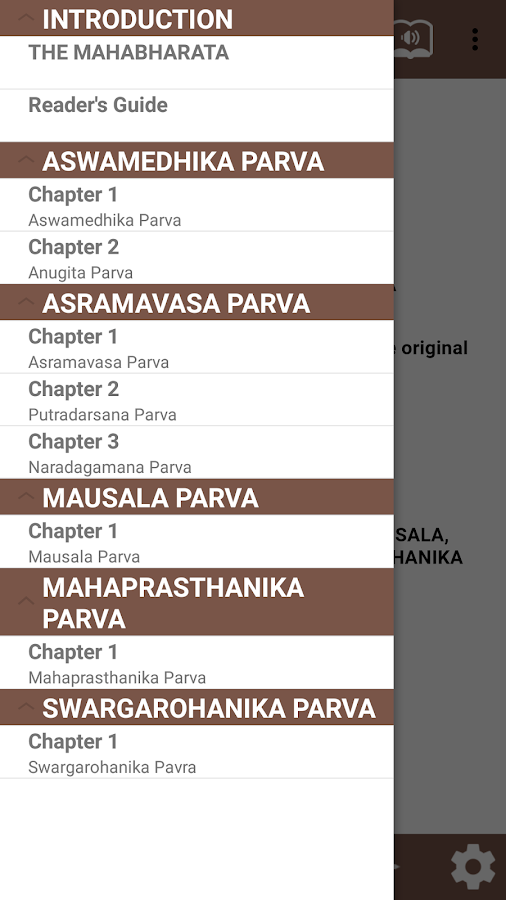 Mahabharata vol 11- screenshot