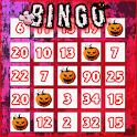 Halloween Bingo Maths icon