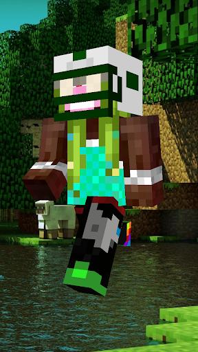 Custom Skin Creator Minecraft 2.0.0 screenshots 4