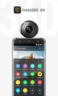 Insta360 Air - Simple, snappy 360 photos & video - náhled