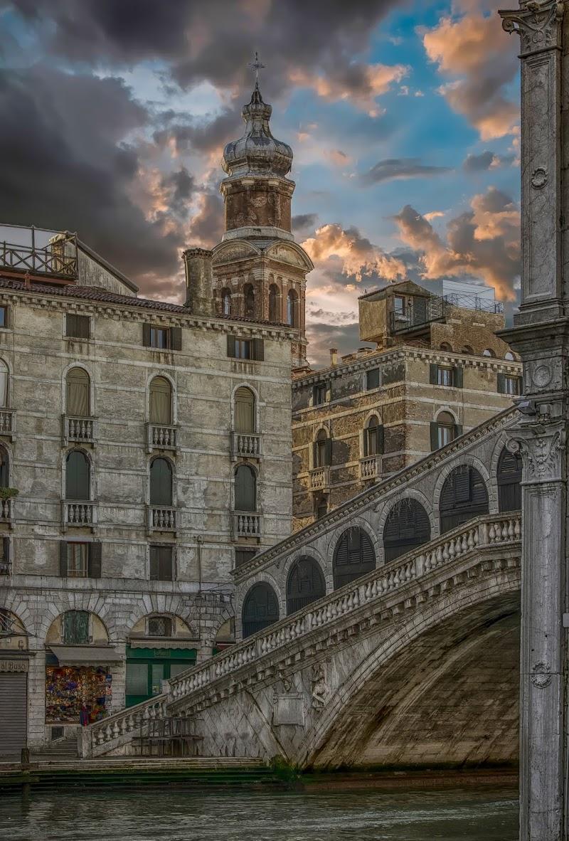 Scorcio veneziano di Gianva