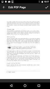 Scantex - OCR and PDF scanner screenshot 3