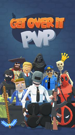 Get over it PvP: Hammer hit 0.0.45 Screenshots 2