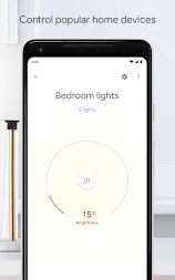 Google Home APK screenshot thumbnail 4