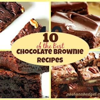 Ghirardelli Chocolate Chip Brownie Recipes