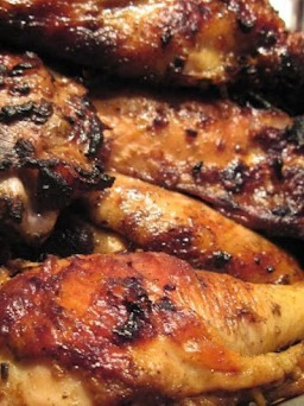 Cajun Butter-basted Grilled Chicken Recipe