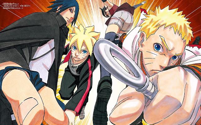Boruto Naruto Next Generations Tab
