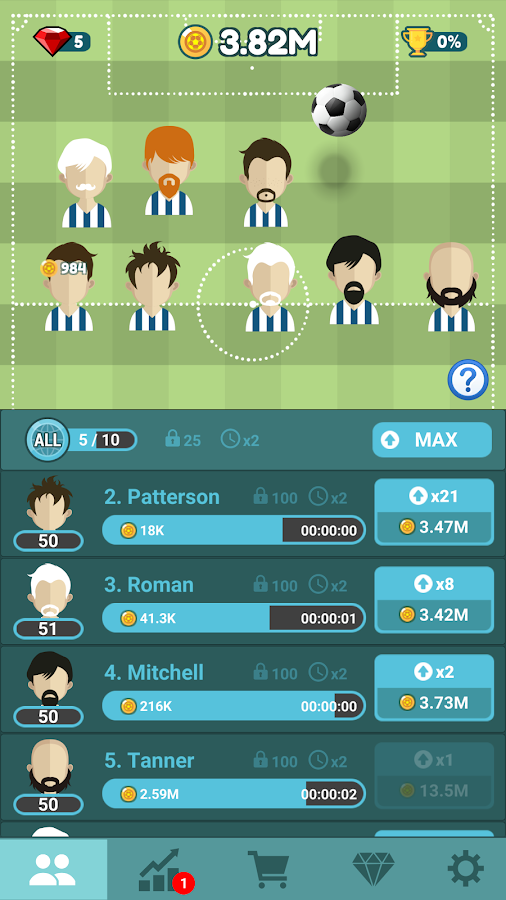 Football Manager Tycoon- screenshot