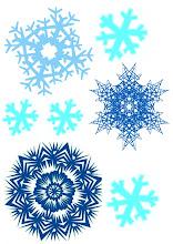 Photo: Copos de nieve-1