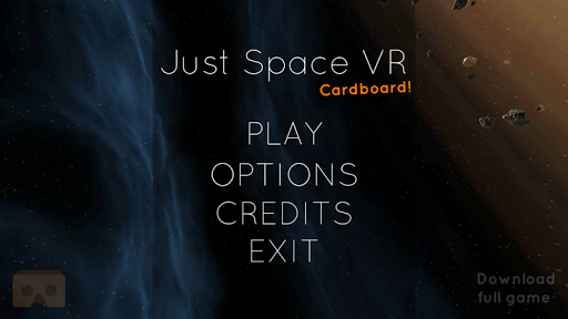 Just Space VR