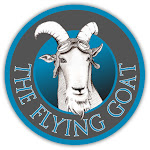 Logo for The Flying Goat