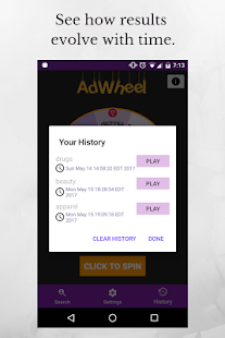 AdWheel- screenshot thumbnail