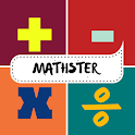 Mathster - Math Workout Game icon
