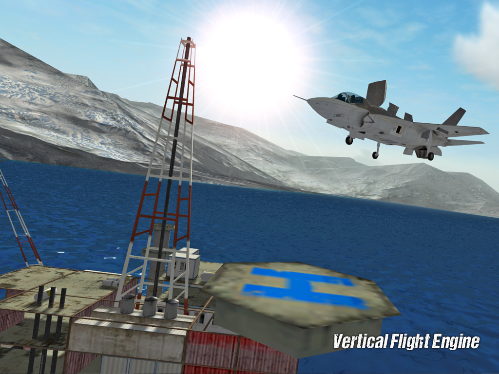 Carrier Landings Pro- screenshot