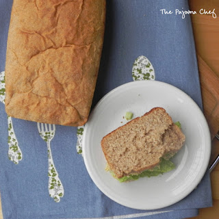 Easy Whole Wheat Bread.