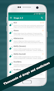 Drugs Dictionary Offline Apk  Download For Android 2