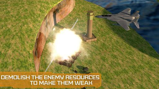 Air Force Surgical Strike War - Fighter Jet Games  screenshots 8