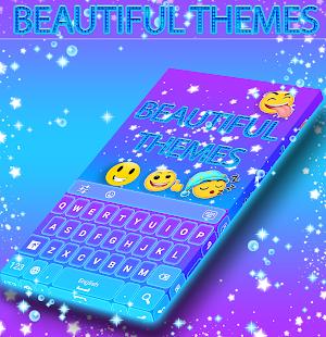 New Keyboard 2017 - náhled
