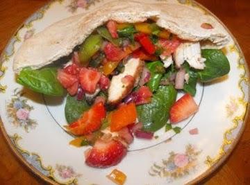 Strawberry-lime Marinade (for Chicken/pork) Recipe