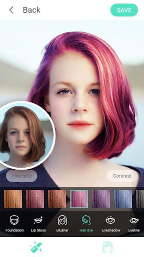 Photo Editor - Makeup Camera & Photo Effects 2.1.6.2 screenshots 8