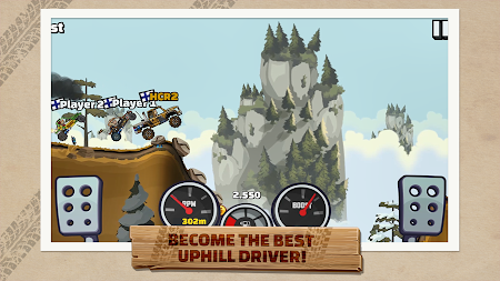 Hill Climb Racing 2 APK screenshot thumbnail 13