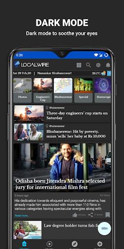 localwire - hyperlocal news screenshot 3