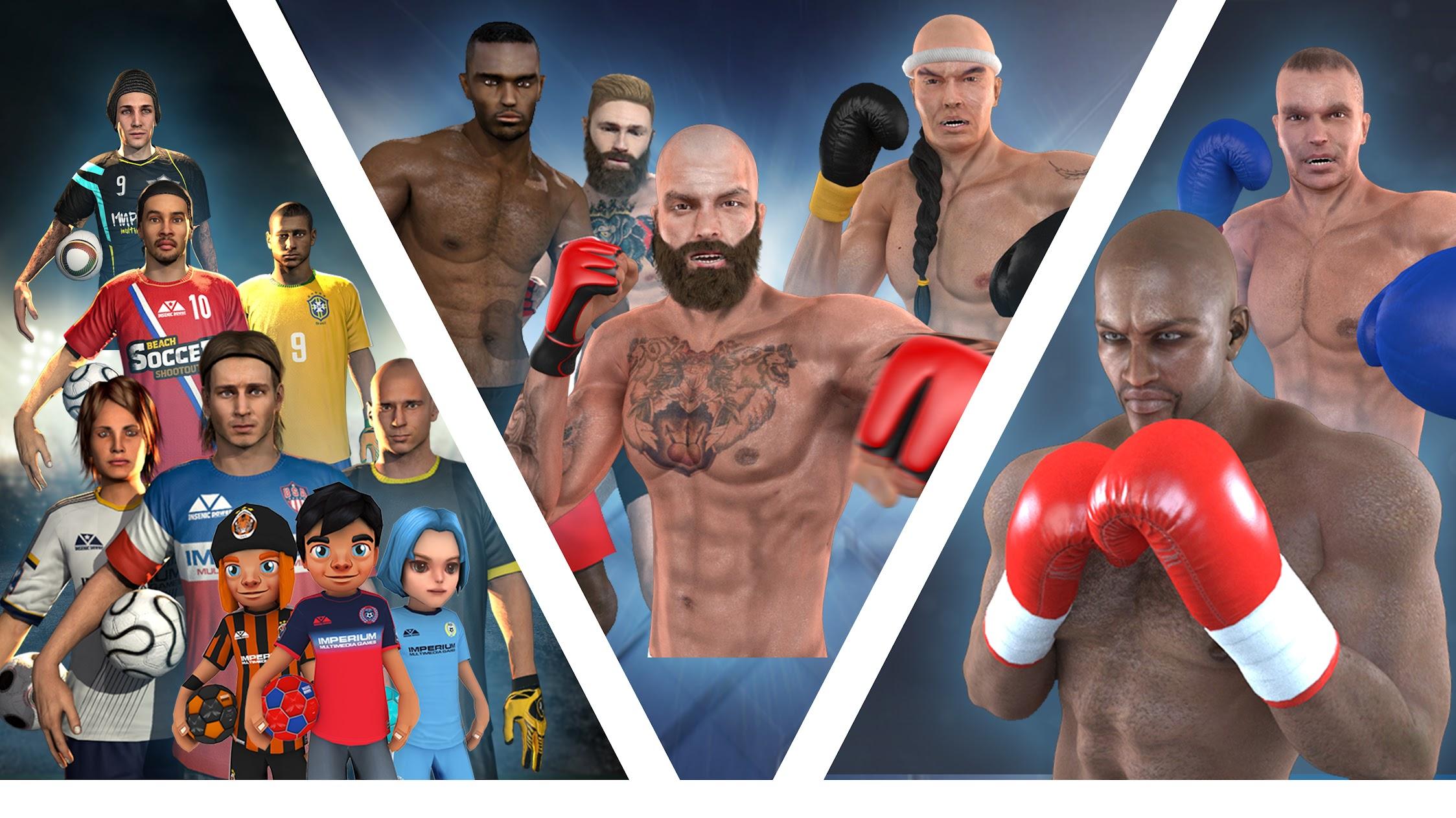 Imperium Multimedia Games