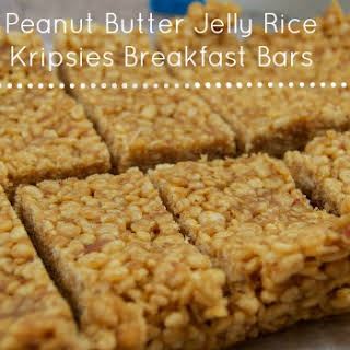 Rice Krispie Breakfast Bars Recipes.
