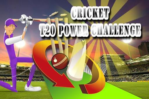 Cricket T20 Power Challenge