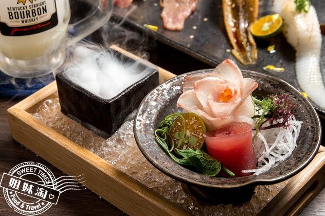 墨吉日本料理玫瑰魚片