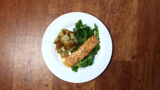 Thai Inspired Salmon