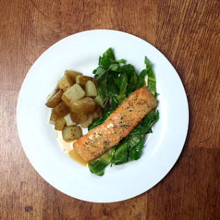 Thai Inspired Salmon.