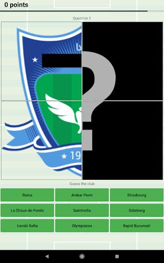 Soccer Club Logo Quiz: more than 1000 teams screenshots 23