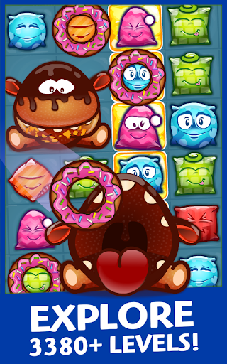 Dreamland Story: Toon Match 3 Games, Blast Puzzle modavailable screenshots 6
