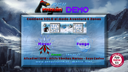 Penguin PUSH Demo APK screenshot thumbnail 1