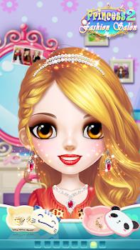Princess Makeover Salon 2