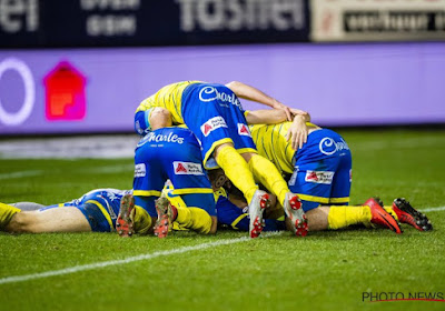 Waasland-Beveren a battu le Club de Bruges 2-1