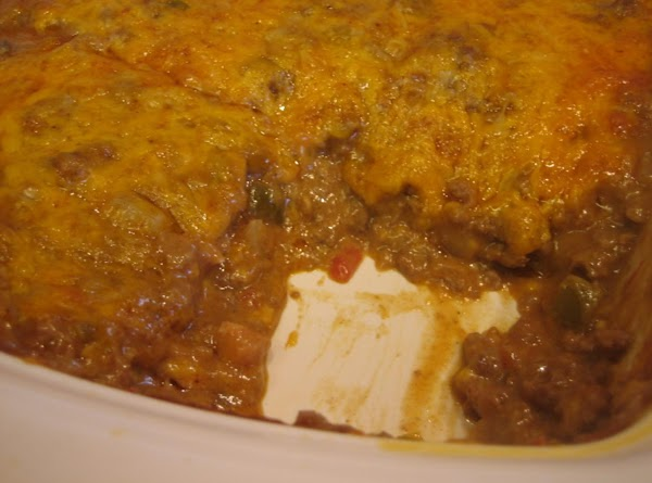 Cheesy Mexican Lasagna Recipe