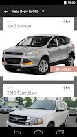Screenshot of Advantage Ford DealerApp