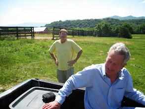 Photo: Doug  and Carl