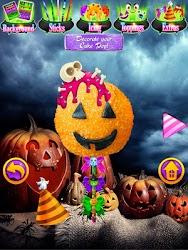 Cake Pops Halloween Kids FREE